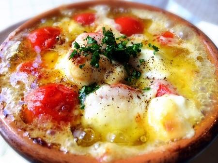 裏横トマトチーズ