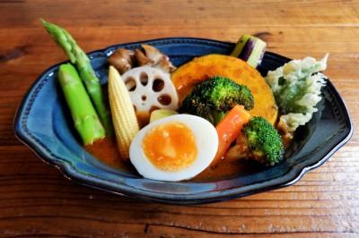 TAMUZO 2018年 野菜
