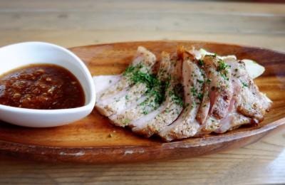 8月 豚肉のロースト
